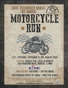 SAB Motorcycle Run