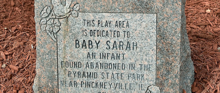 Perry County, Pinckneyville commemorate life of discarded baby found in 2000