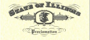 State of IL Proclamation