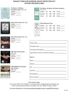 SAB Materials Order Form Schools 0418